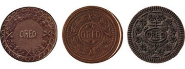 The history of the Oreo emboss