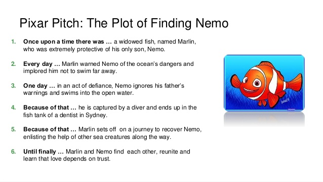Pixar-pitch-the-plot-of-finding-nemo_en